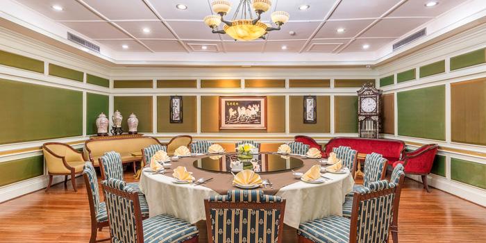 Dining Area of The Golden Palace at Windsor Suite Hotel Soi Sukhumvit 20, Sukhumvit Rd Khlong Toei Nuea, Watthana Bangkok