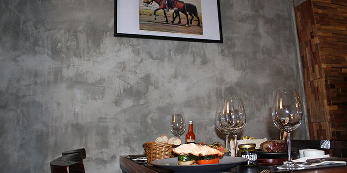 Dining Area, The Patagonia Argentinian Steak House, Sheung Wan, Hong Kong