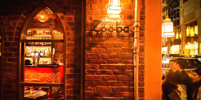 Exterior, Zooba Bar & Grill, Tsim Sha Tsui, Hong Kong