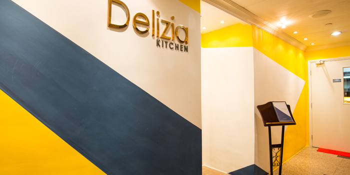 Exterior, Delizia Kitchen, Causeway Bay, Hong Kong