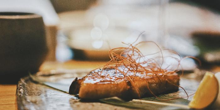 Grilled Eel, Nomu, Tsim Sha Tsui, Hong Kong