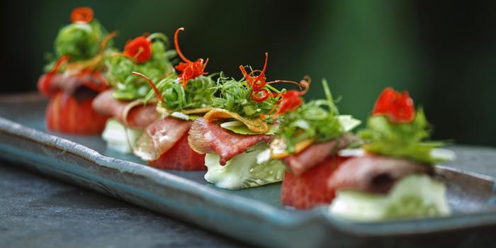 Grilled Tender Beef Salad from Issaya Siamese Club at 4 Soi Sri Aksorn, Chua Ploeng Toong Maha Mek, Sathorn Bangkok