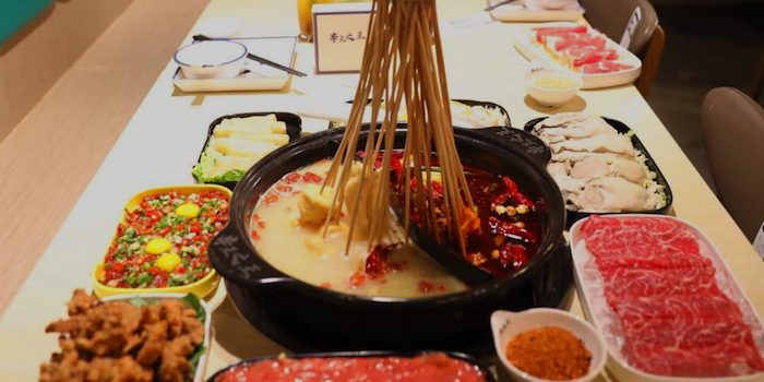 Hot Pot with Skewer, King of Stick Hot Pot, Tsim Sha Tsui, Hong Kong