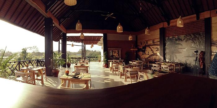 Interior from Ashoka Restaurant & Bar, Ubud, Bali