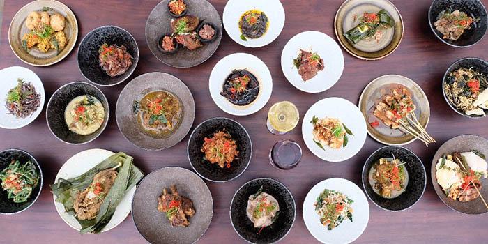Food from Mr Wayan, Ubud, Bali