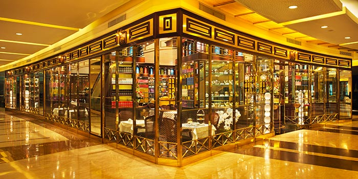 Ambience 1 at TWG Tea Salon & Boutique (Pacific Place)