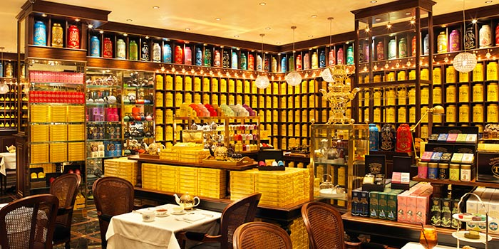 Ambience 2 at TWG Tea Salon & Boutique (Pacific Place)