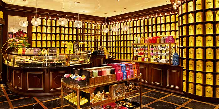 Ambience 1 at TWG Tea Salon & Boutique (Plaza Senayan)