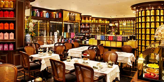 Ambience 2 at TWG Tea Salon & Boutique (Plaza Senayan)