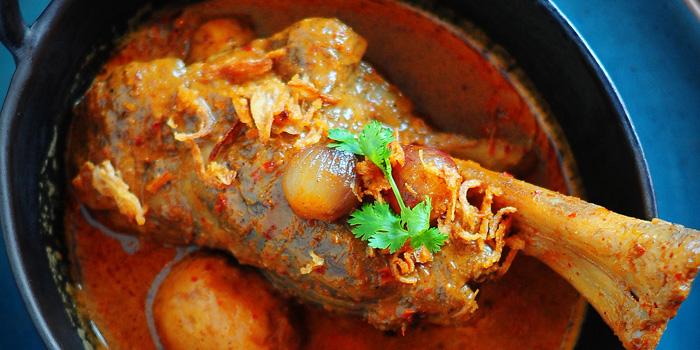Mussaman Lamb Shank from Issaya Siamese Club at 4 Soi Sri Aksorn, Chua Ploeng Toong Maha Mek, Sathorn Bangkok