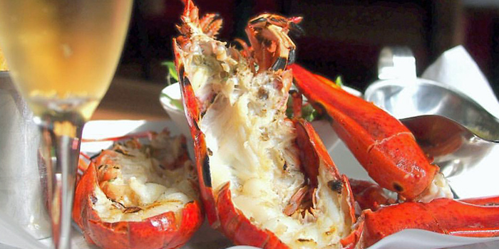 Lobster Champagne from Pince & Pints Restaurant and Bar in Duxton, Singapore