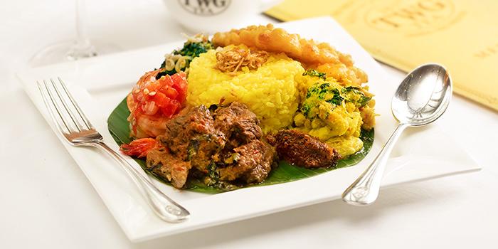 Manadonese Platter at TWG Tea Salon & Boutique (Plaza Senayan)
