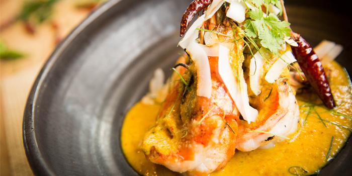 Panang_Seafood from Sea Food at Trisara in Cherngtalay, Phuket, Thailand