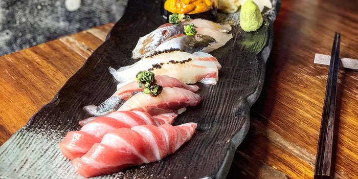 Premium Sushi Selection, Kishoku, Causeway Bay, Hong Kong