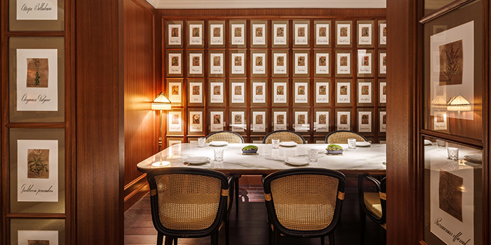 Private Dining from Six Senses Brasserie in Tanjong Pagar, Singapore
