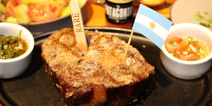 Steak, The Patagonia Argentinian Steak House, Sheung Wan, Hong Kong