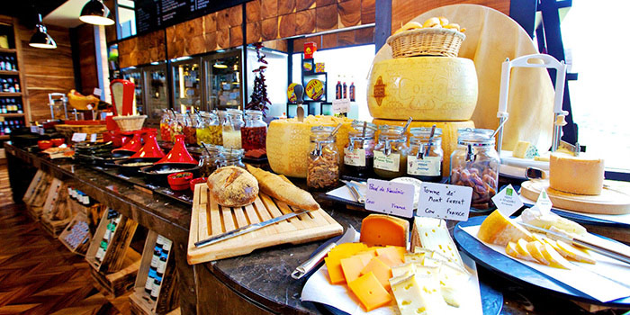 Red Oven Cheese Spread from Red Oven at 7/F, Sofitel So Bangkok 2 North Sathorn Road, Bangrak Bangkok