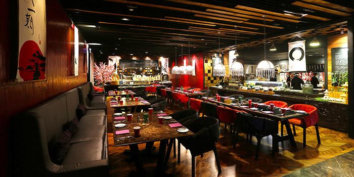 Red Oven Japanese Buffet from Red Oven at 7/F, Sofitel So Bangkok 2 North Sathorn Road, Bangrak Bangkok