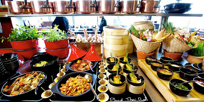 Red Oven Thai Buffet from Red Oven at 7/F, Sofitel So Bangkok 2 North Sathorn Road, Bangrak Bangkok