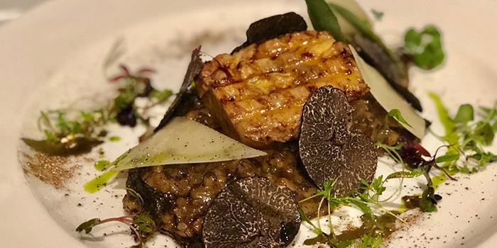 Risotto Porcini from Vespetta Italian Restaurant in Boat Quay, Singapore
