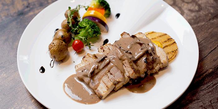 Roast Pork Al Pastor from Cuba Libre Cafe & Bar (Clarke Quay) in Clarke Quay, Singapore