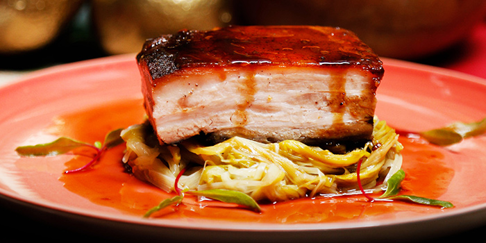 Roasted Pork Belly (10 Jan to 19 Feb) from Amo in Clarke Quay, Singapore