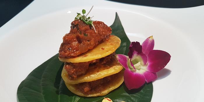 Roti Pe Boti from Maya Restaurant & Bar at Holiday Inn Sukhumvit, Bangkok