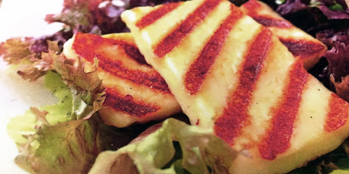 Haloumi from 1001 of Arabia in Bugis, Singapore
