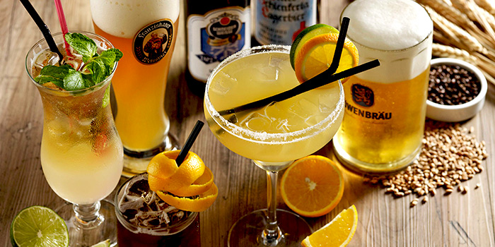 Drinks from Brotzeit German Bier Bar & Restaurant (Katong) in Marine Parade, Singapore