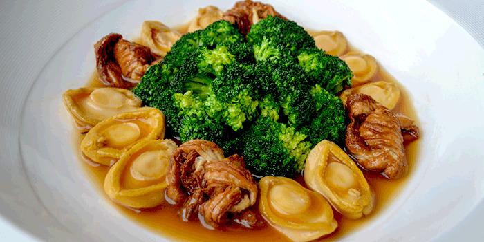 Braised 10 Head Gluten from Changi Beach Seafood Restaurant in Changi, Singapore