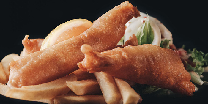 Fish & Fries from Cozy Bistro & Lounge at Kensington Square in Paya Lebar, Singapore