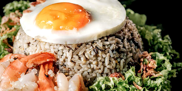 Olive Fried Rice from Cozy Bistro & Lounge at Kensington Square in Paya Lebar, Singapore
