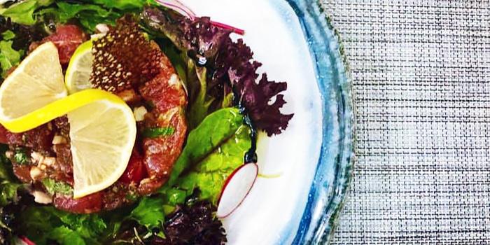 Tuna Tartare from La Bonne Table in East Coast, Singapore
