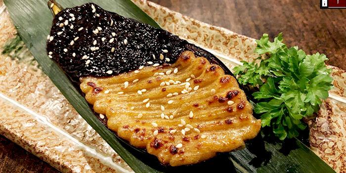 Nasu Gengaku from Rakuichi Japanese Restaurant in Dempsey, Singapore