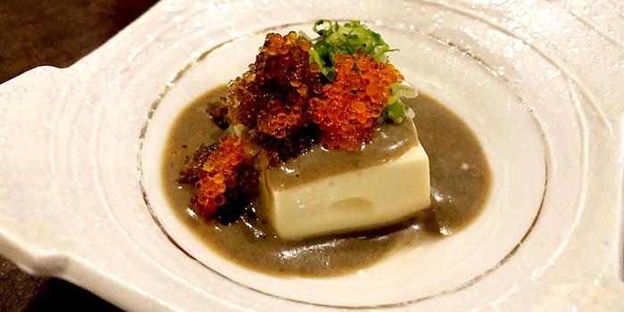 Pitan Tofu from Rakuichi Japanese Restaurant in Dempsey, Singapore