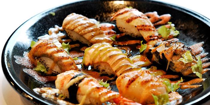 Aburi Sushi from Haruyuki Japanese Restaurant in Seletar, Singapore