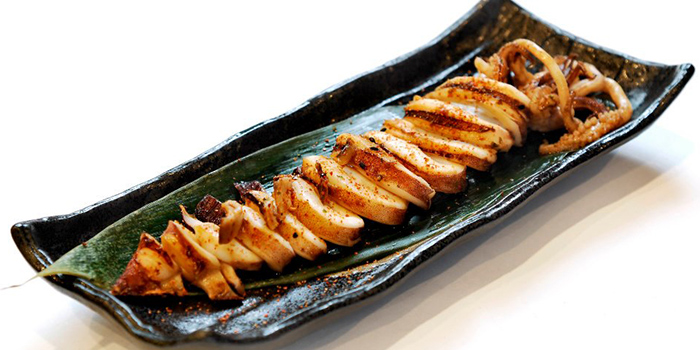 Grilled Cuttlefish from Haruyuki Japanese Restaurant in Seletar, Singapore