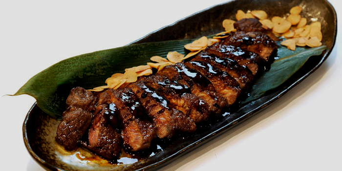 Wagyu Beef Teriyaki from Haruyuki Japanese Restaurant in Seletar, Singapore