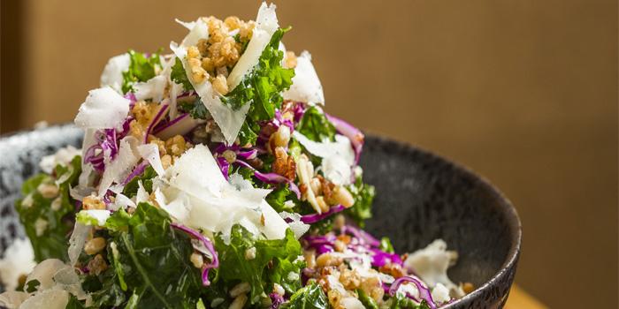 Salad, HOMESLICE, Sai Ying Pun, Hong Kong