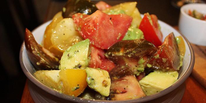 Salad, The Patagonia Argentinian Steak House, Sheung Wan, Hong Kong