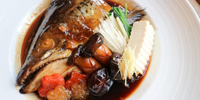 Salmon Kabutoni from Sheddo Sushi Cottage at 58 Moo 8, Bangtalad Pak Kret, Nonthaburi