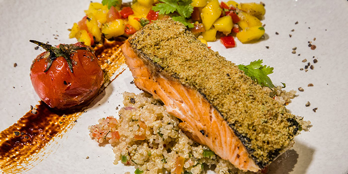 Salmon from G Bar & Grill at Apex @ Henderson in Bukit Merah, Singapore