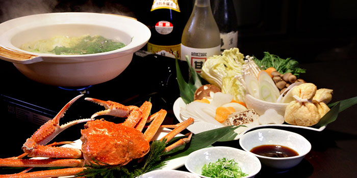 Snow Crab Hot Pot, AMAZAKE, Central, Hong Kong
