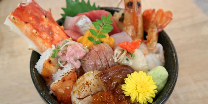 Special Dishes from Sheddo Sushi Cottage at 58 Moo 8, Bangtalad Pak Kret, Nonthaburi