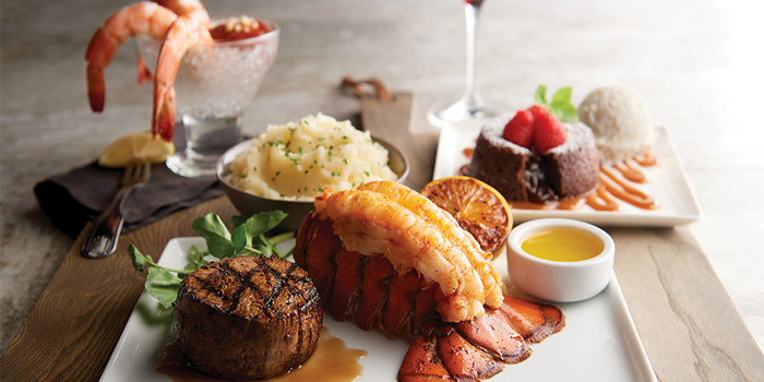 Steak & Seafood Set, Morton