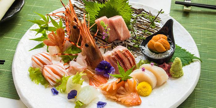 Premium Sashimi Platter, Umami, Cyberport, Hong Kong