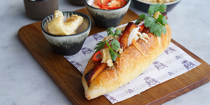 Banh Mi at Tiger Palm, Bali
