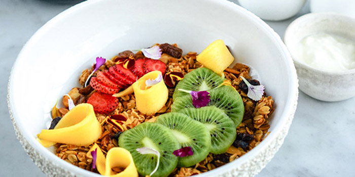 Homemade Granola of Tiger Palm Bali