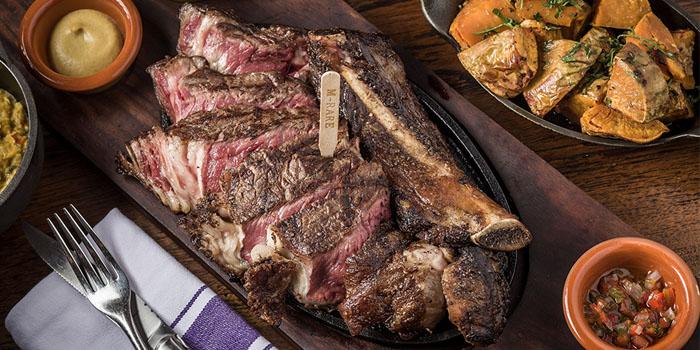 T-Bone steak, Tango Elements, Tsim Sha Tsui, Hong Kong