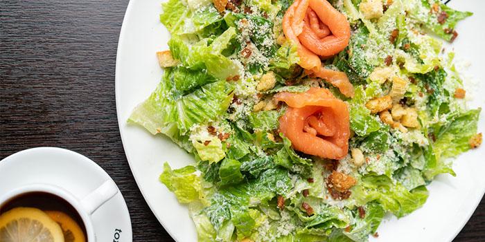 Caesar Salad, Tom Bar & Grill, Shatin, Hong Kong